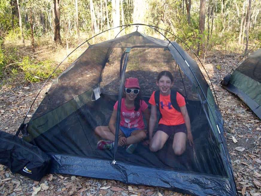Family Camping - Kakadu private family tours - Sugarbag Safaris